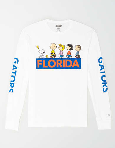 Tailgate x Peanuts Men's Florida Long Sleeve T-Shirt