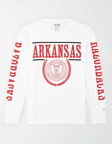 Tailgate Men's Arkansas Razorbacks Long-Sleeve T-Shirt