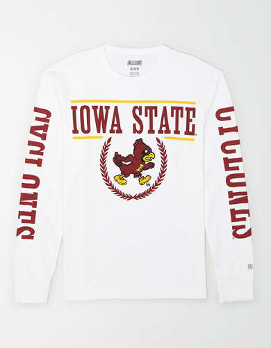 Tailgate Men's Iowa State Cyclones Long-Sleeve T-Shirt
