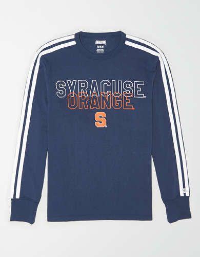 Tailgate Men's Syracuse Orange Long Sleeve T-Shirt