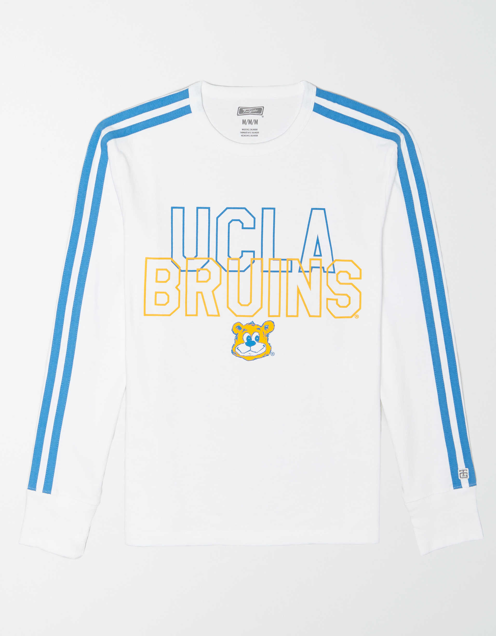 Tailgate Men's UCLA Bruins Long Sleeve T-Shirt