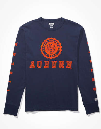 Tailgate Men's Auburn Tigers Long-Sleeve T-Shirt