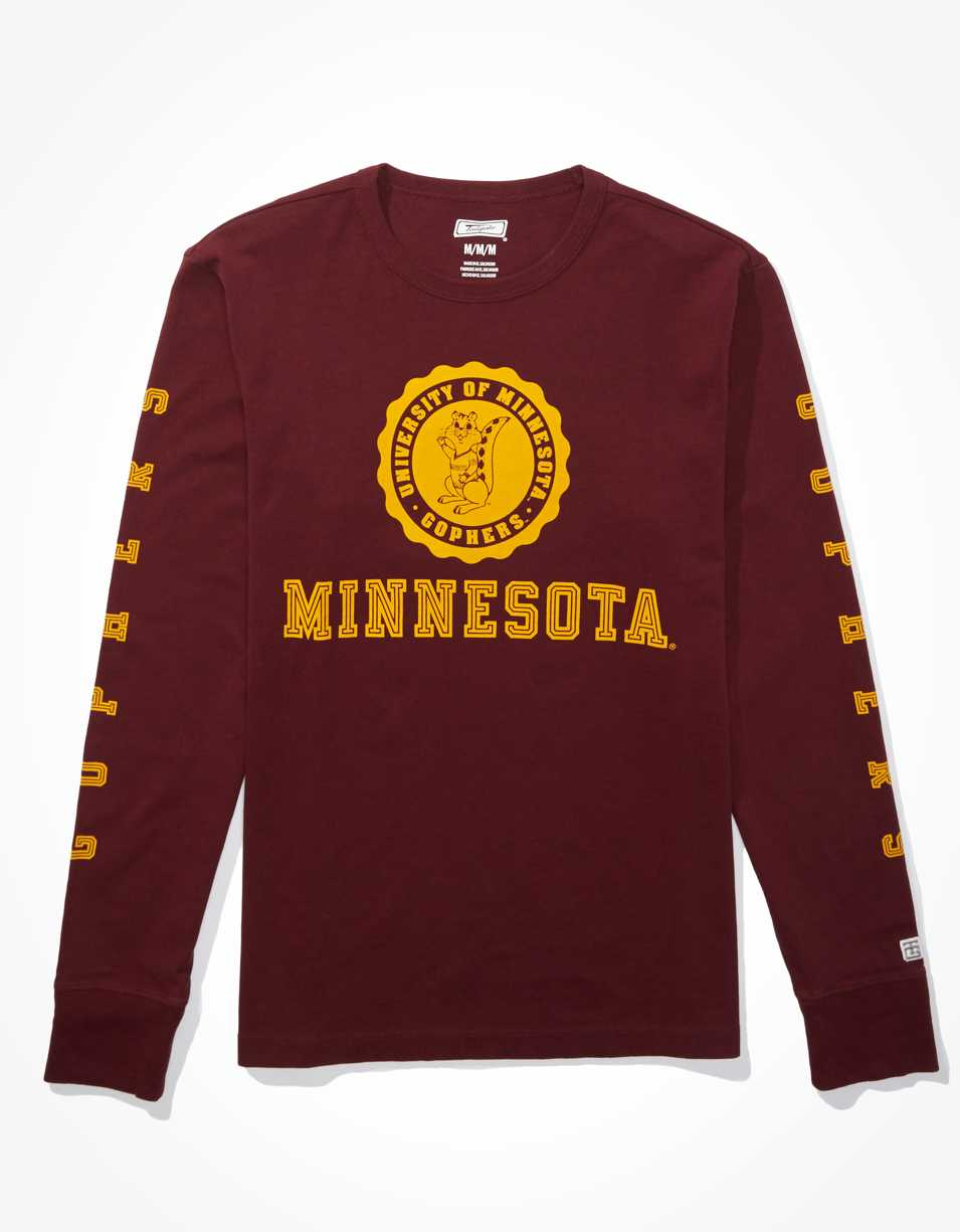 Tailgate Men's Minnesota Golden Gophers Long-Sleeve T-Shirt