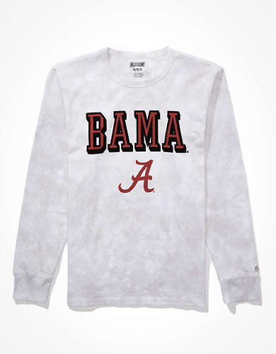 Tailgate Men's Alabama Crimson Tide Tie Dye T-Shirt
