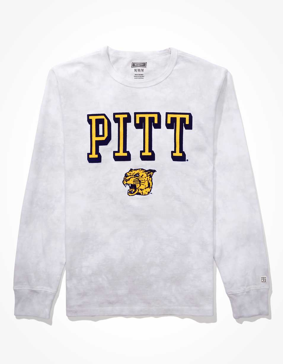 Tailgate Men's Pitt Panthers Tie Dye T-Shirt