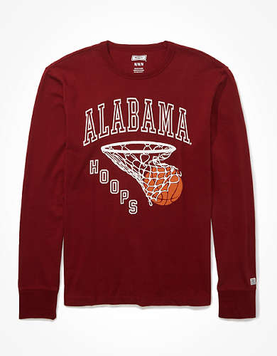 Tailgate Men's Alabama Crimson Tide Puff Graphic T-Shirt
