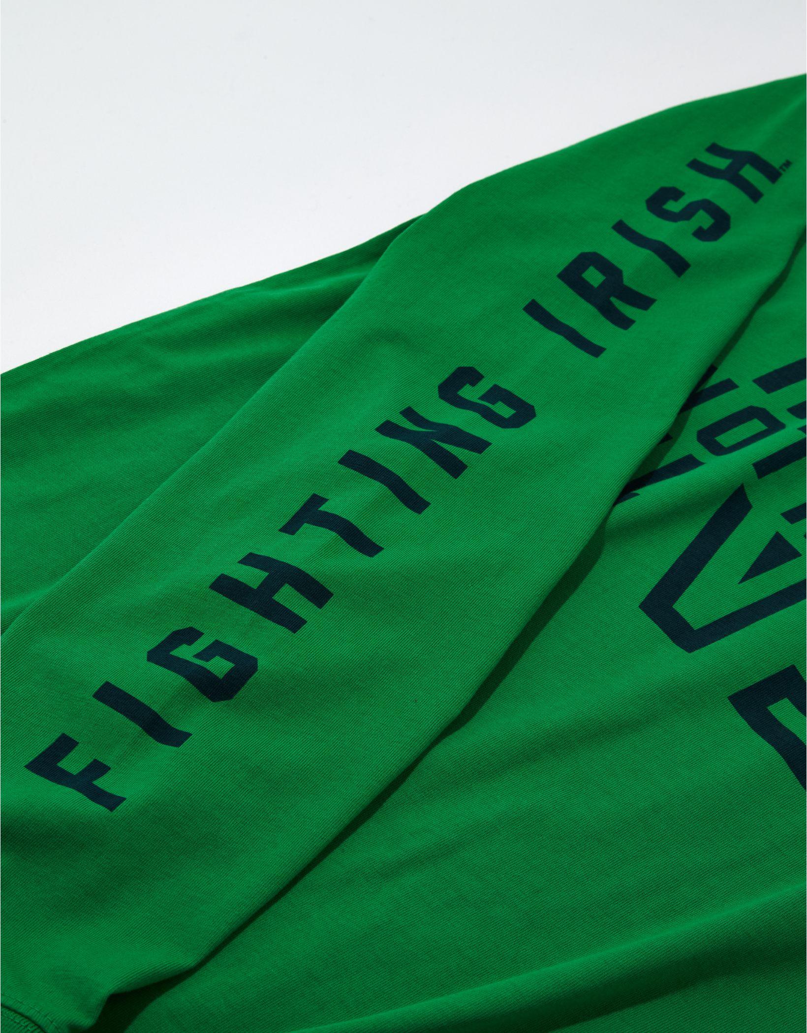 Tailgate Men's Notre Dame Long-Sleeve Graphic T-Shirt