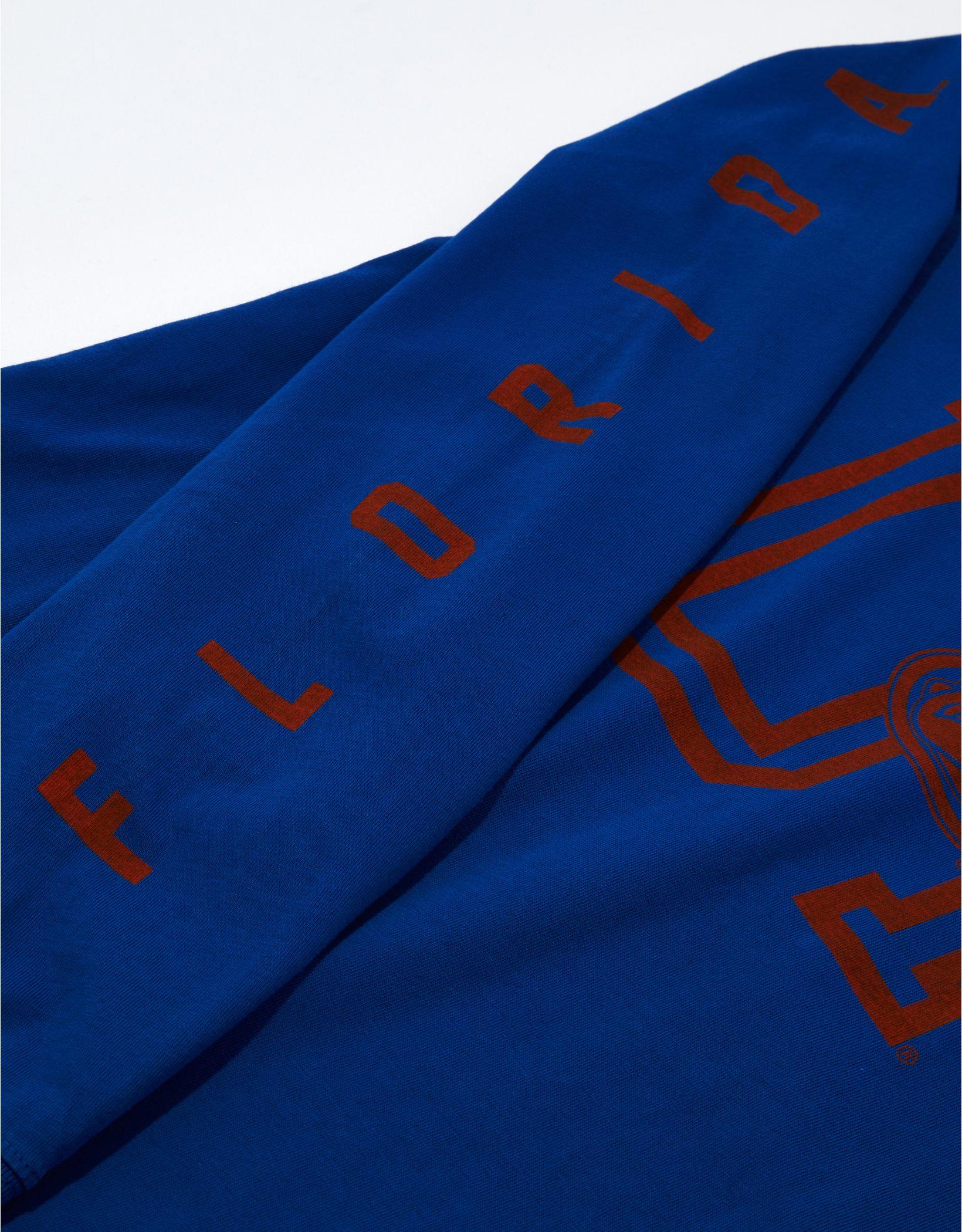 Tailgate Men's Florida Gators Long-Sleeve Graphic T-Shirt