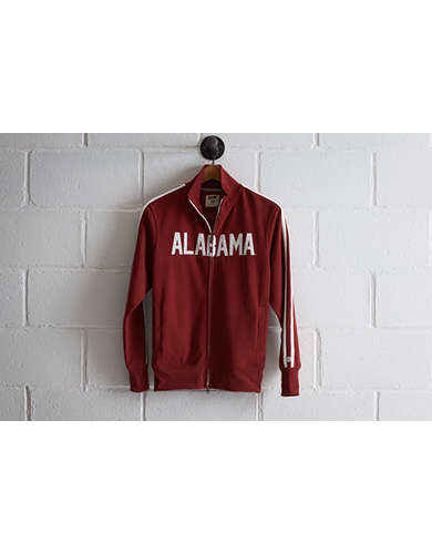 Tailgate Men's Alabama Track Jacket - Free Returns