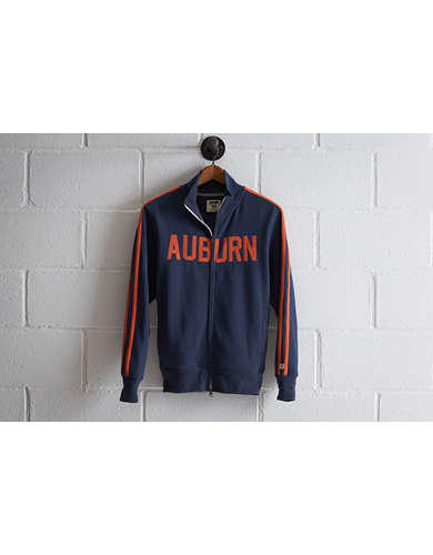 Tailgate Men's Auburn Track Jacket - Free Returns
