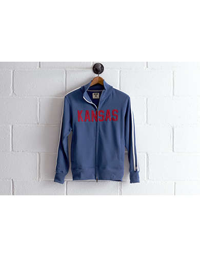 Tailgate Men's Kansas Track Jacket - Free Returns