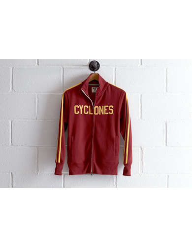Tailgate Men's Iowa State Track Jacket - Free Returns