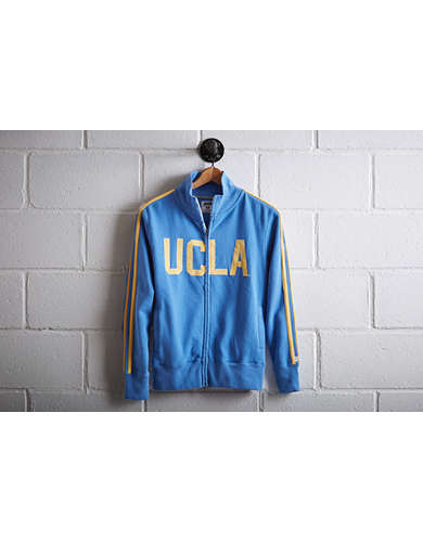 Tailgate Men's UCLA Track Jacket - Free Returns