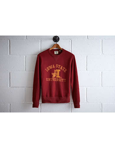 Tailgate Men's Iowa State Crew Sweatshirt - Free Returns