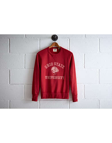 Tailgate Men's Ohio State Crew Sweatshirt - Free Returns