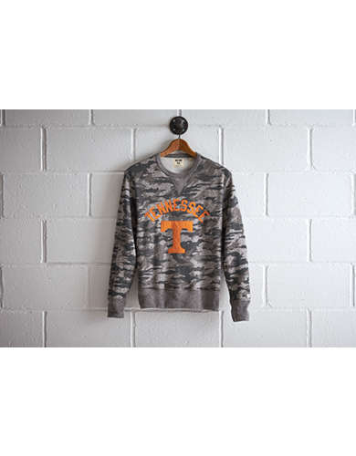 Tailgate Men's Tennessee Camo Sweatshirt -