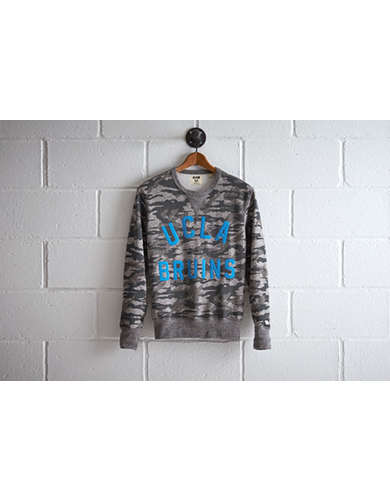 Tailgate Men's UCLA Camo Sweatshirt - Free Returns