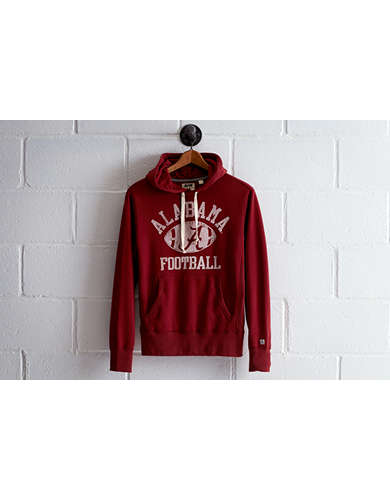 Tailgate Men's Alabama Popover Hoodie - Free Returns