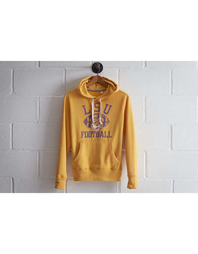 Tailgate Men's LSU Popover Hoodie - Free Returns