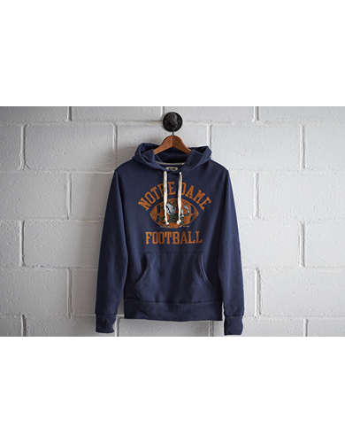 Tailgate Men's Notre Dame Popover Hoodie - Free Returns