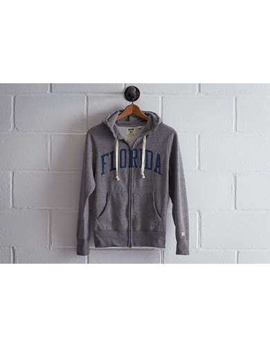 Tailgate Men's Florida Zip Hoodie - Free Returns