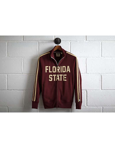 Tailgate Men's Florida State Track Jacket - Free Returns