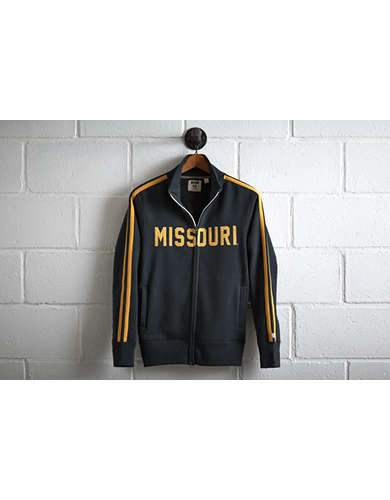 Tailgate Men's Missouri Track Jacket - Free Returns