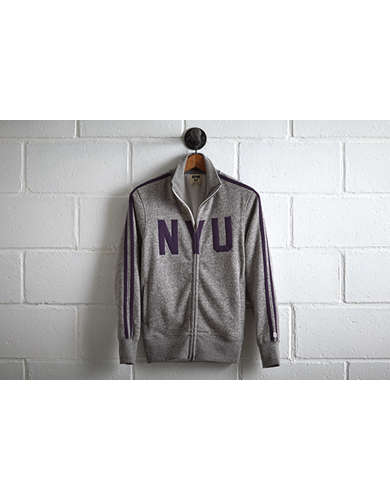 Tailgate Men's NYU Track Jacket - Free Returns