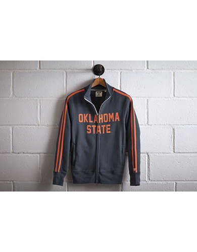 Tailgate Men's OSU Cowboys Track Jacket - Free Returns