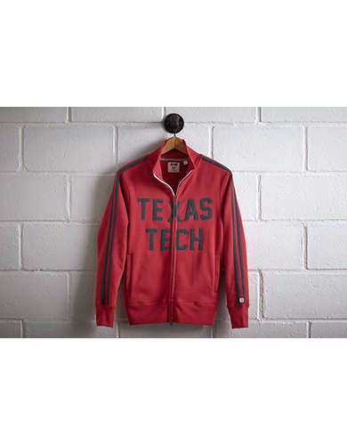 Tailgate Men's Texas Tech Track Jacket - Free Returns