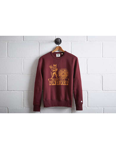 Tailgate Men's Arizona State Crew Sweatshirt - Free Shipping + Free Returns