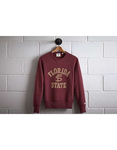 Tailgate Men's Florida State Crew Sweatshirt - Free Returns