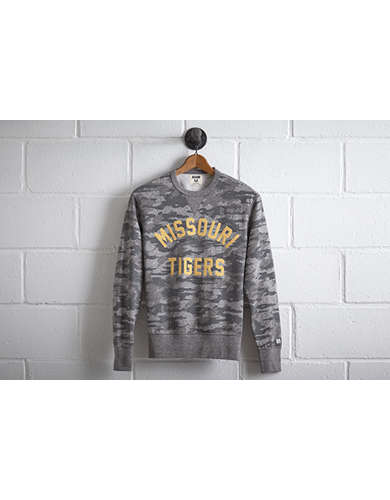 Tailgate Men's Missouri Camo Sweatshirt - Free Returns