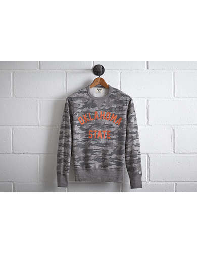 Tailgate Men's Oklahoma State Camo Sweatshirt - Buy One Get One 50% Off