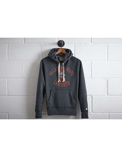 Tailgate Men's OSU Cowboys Popover Hoodie - Free Returns