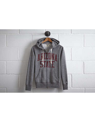 Tailgate Men's Arizona State Zip Hoodie - Free Returns