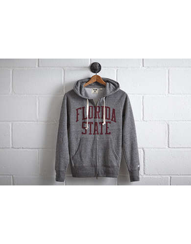 Tailgate Men's Florida State Zip Hoodie - Free Returns