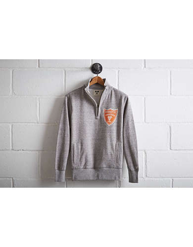 Tailgate Men's Tennessee Half-Zip Fleece Popover - Free Returns