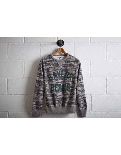 Tailgate Men's Baylor Bears Camo Sweatshirt - Free Returns