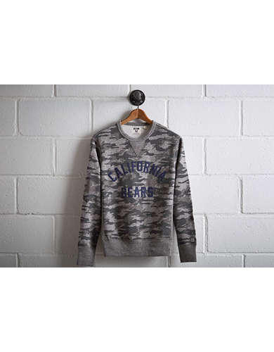 Tailgate Men's UC Berkeley Camo Sweatshirt - Free Returns