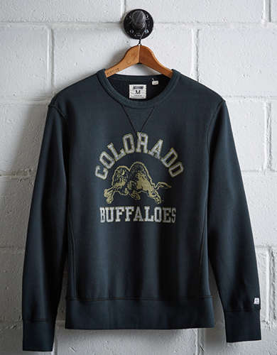 Tailgate Men's Colorado Crew Sweatshirt - Free Returns