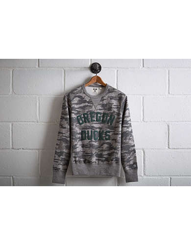 Tailgate Men's Oregon Ducks Camo Sweatshirt - Buy One Get One 50% Off