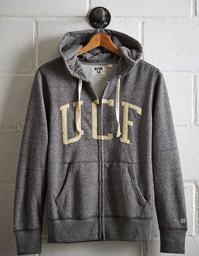 Tailgate Men's UCF Zip-Up Hoodie -