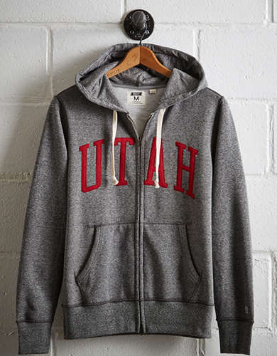Tailgate Men's Utah Zip-Up Hoodie -
