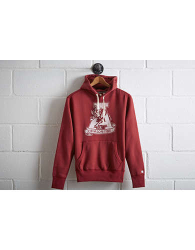 Tailgate Men's Alabama Crimson Tide Popover Hood - Free Returns