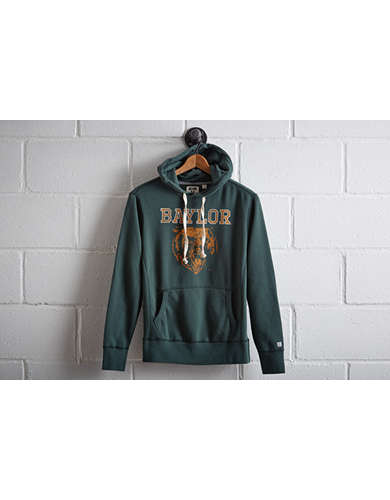 Tailgate Men's Baylor Popover Hoodie - Free Returns
