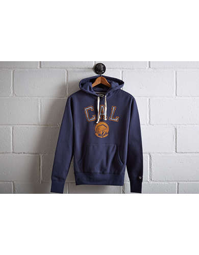 Tailgate Men's California Popover Hoodie - Free Returns
