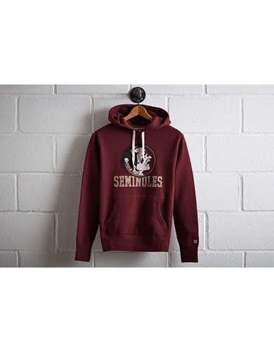 Tailgate Men's Florida State Popover Hoodie - Free Returns