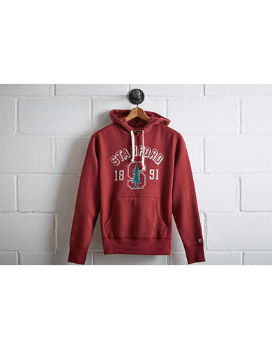 Tailgate Men's Stanford Popover Hoodie - Free Returns