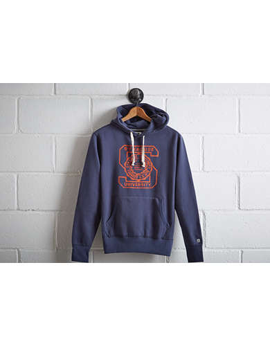 Tailgate Men's Syracuse Orange Popover Hoodie -